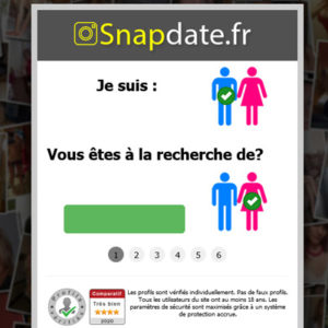 Avis sur le site de rencontres SnapDate: Est-il le meilleur choix ?