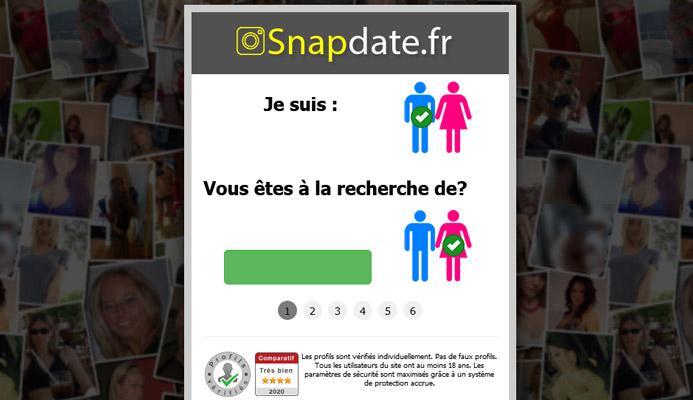 Avis sur le site de rencontres SnapDate